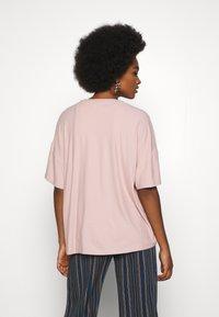 Even&Odd - Camiseta básica - pale mauve - 2