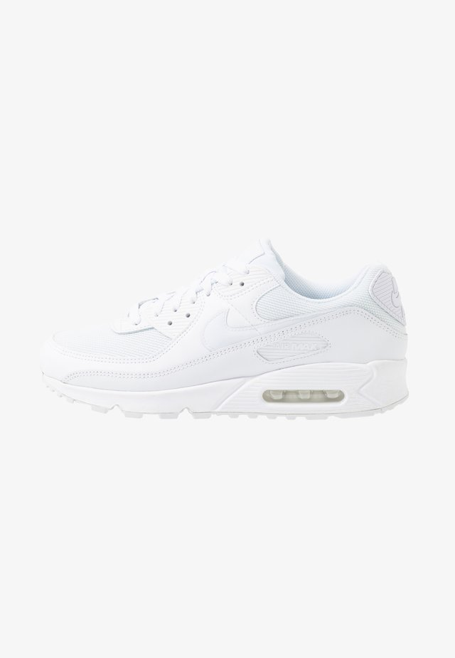 AIR MAX 90 - Matalavartiset tennarit - white