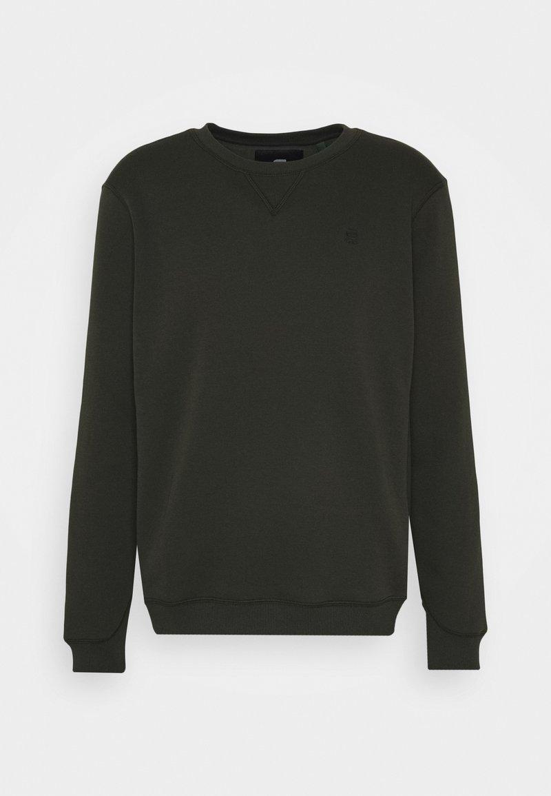 G-Star - PREMIUM CORE - Sweatshirt - asfalt