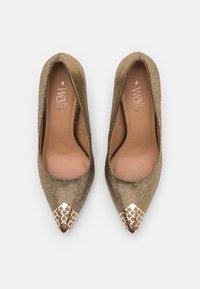 Wallis - PRETTY - High heels - gold/bronze - 5