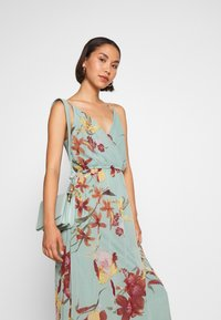 Vero Moda - VMWONDA  - Maxi dress - jadeite/asta - 3