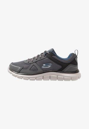 TRACK SCLORIC - Sneaker low - grey/navy