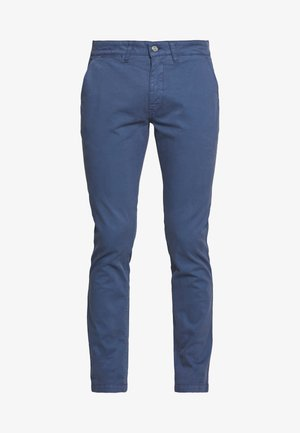 MARCO - Chinos - washed navy