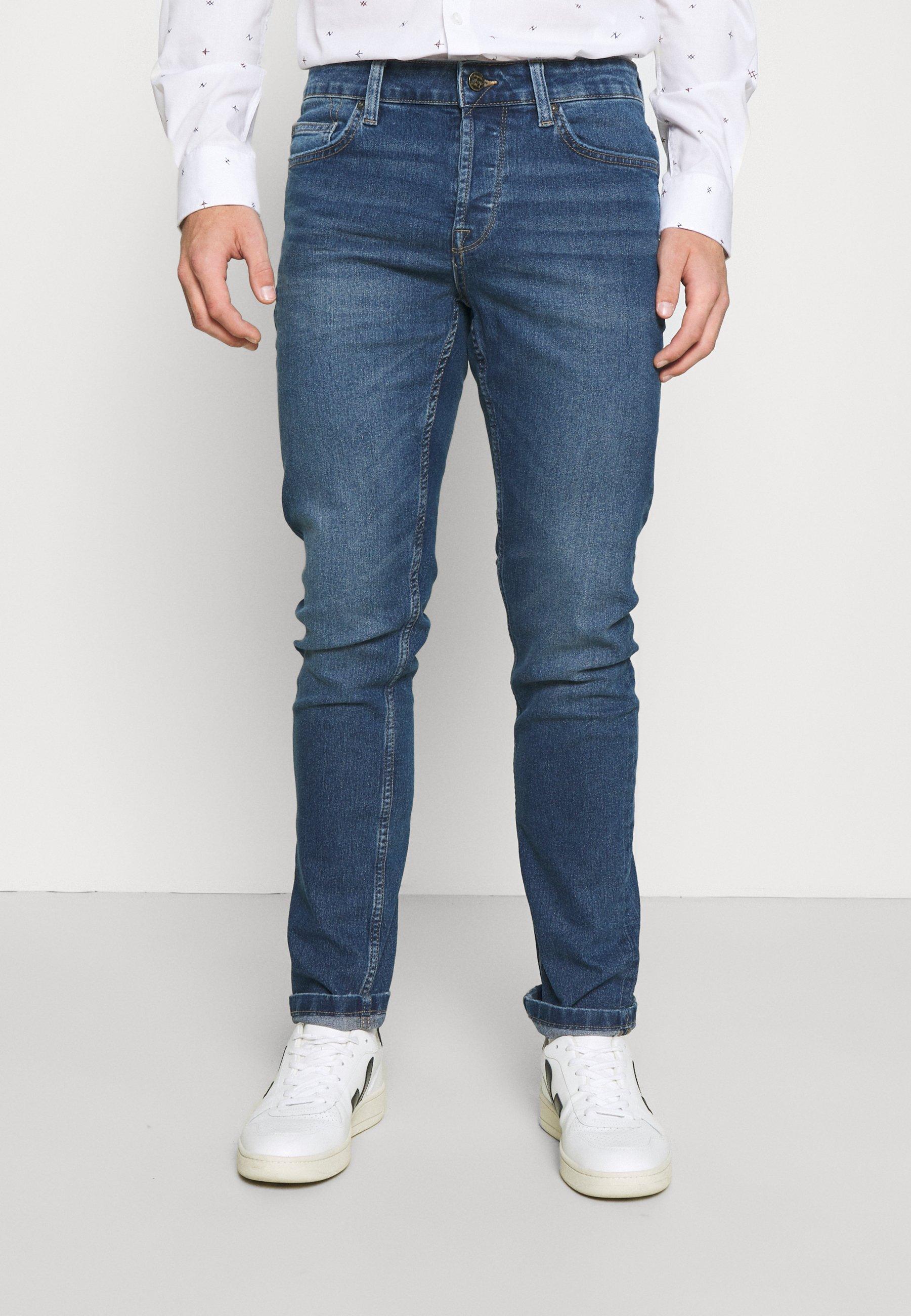 Herren ONSLOOM LIFE SLIM - Jeans Tapered Fit