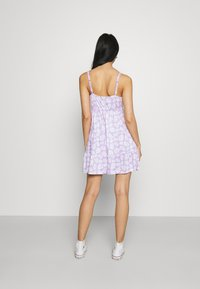 Hollister Co. - BARE DRESS - Jerseykjole - lavender - 2