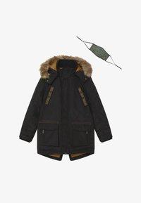Kaporal - OMERI - Winter coat - black - 4