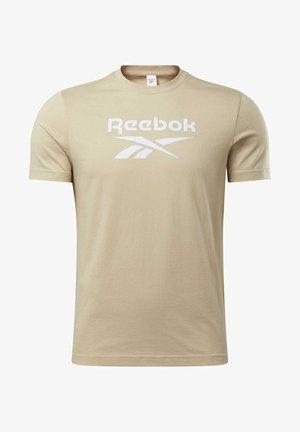 CLASSICS VECTOR T-SHIRT - Print T-shirt - beige