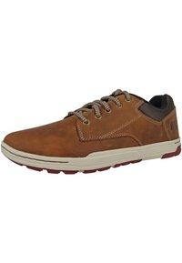 Cat Footwear - COLFAX - Sportieve veterschoenen - dark beige - 0