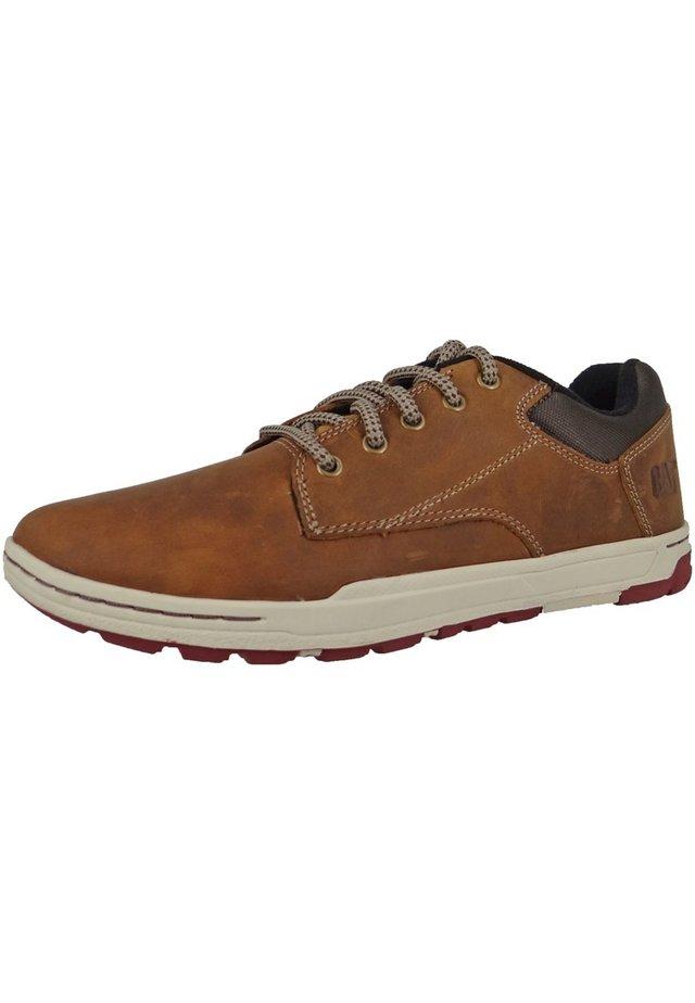 COLFAX - Zapatos con cordones - dark beige
