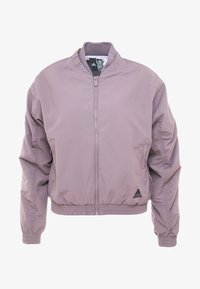 adidas Performance - BOMBER - Training jacket - purple - 4
