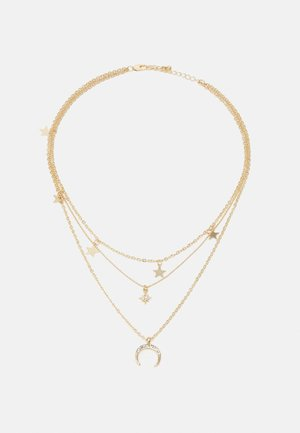 FGSKYLAR COMBI NECKLACE - Necklace - gold-coloured