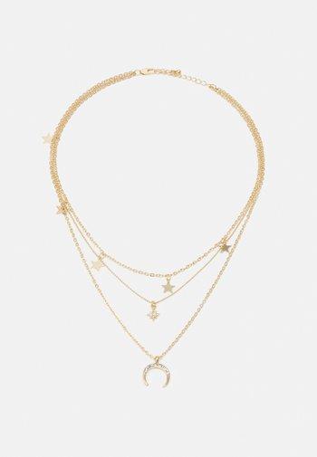FGSKYLAR COMBI NECKLACE - Necklace - gold-coloured