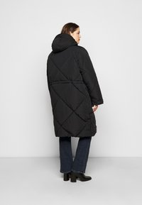 Lee Plus - ELONGATED PUFFER - Classic coat - black - 2