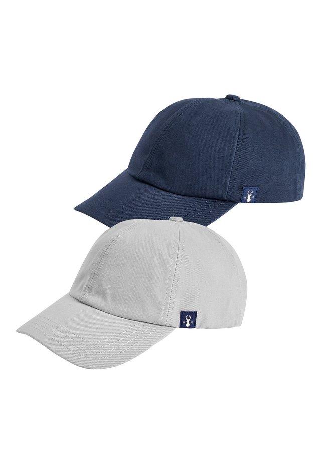CAPS 2 PACK - Cappellino - blue