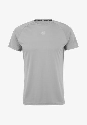S3 SHORT SLEEVE  - Basic T-shirt - mid grey