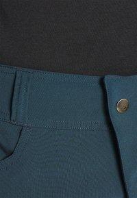 Vaude - MENS LEDRO - Outdoor Shorts - steelblue - 4
