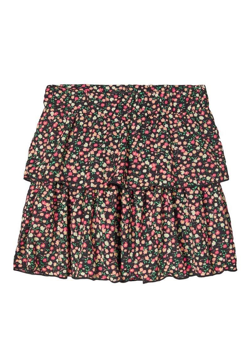 LMTD - A-line skirt - black