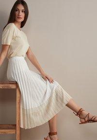 Falconeri - A-line skirt - bianco - 2