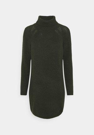 PCELLEN HIGHNECK DRESS - Jumper dress - duffel bag