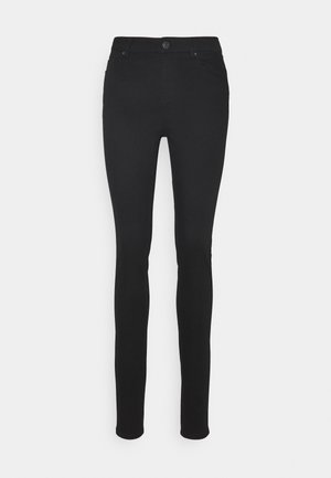 VMHOT SEVEN MR SLIM PUSH UP PANT - Trousers - black