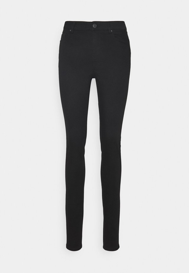 VMHOT SEVEN MR SLIM PUSH UP PANT - Bukse - black