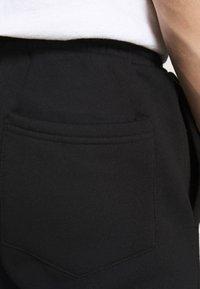 Brave Soul - TYRELL - Spodnie treningowe - jet black/ charcoal marl - 5