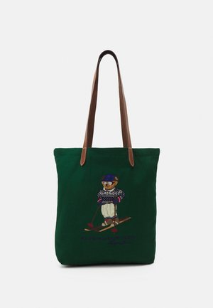 HOLIDAY GIFTING TOTE SMALL UNISEX - Shopper - green
