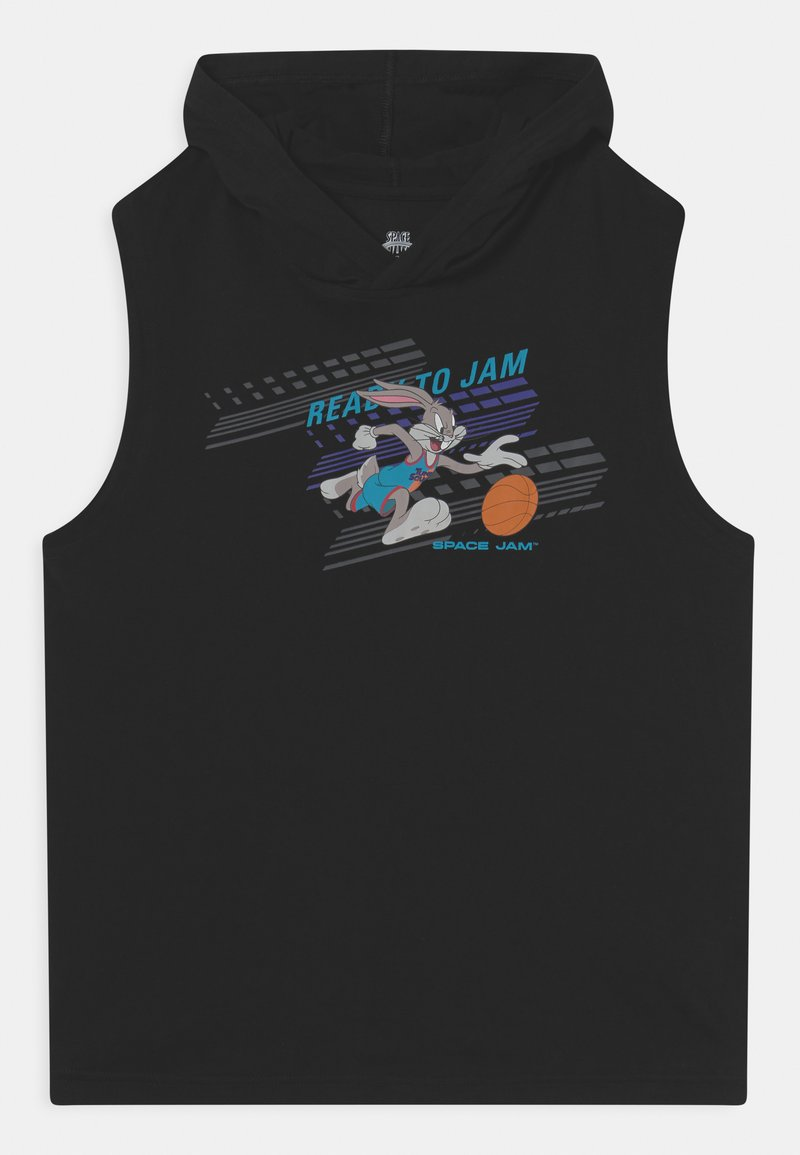 Outerstuff - SPACE JAM DOWN THE COURT HOODED UNISEX - Top - black