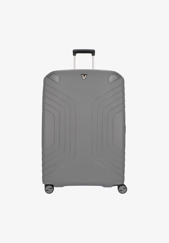 Wheeled suitcase - piombo