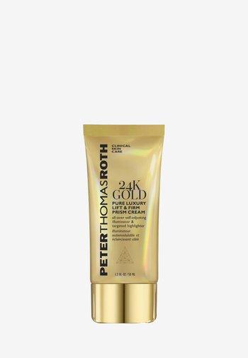 24K GOLD PRISM CREAM - Face cream - -