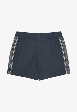 SEA WORLD LOGO TAPE - Shorts da mare - blu navy