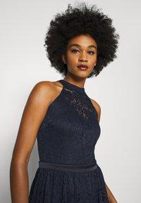 WAL G. - LAILA DRESS - Vestido de fiesta - navy blue - 4