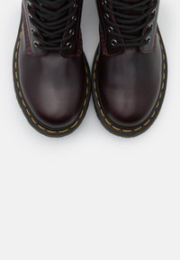 Dr. Martens - 1460 SERENA - Lace-up ankle boots - oxblood - 2