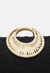 Pieces - PCLILLO BAG - Tote bag - black - 3