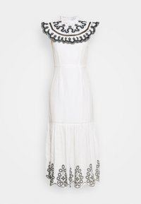Never Fully Dressed - INDIE EMBROIDERED DRESS - Cocktail dress / Party dress - white - 4