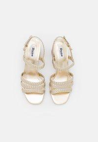 Dune London - ISIAH - Sandals - gold - 5