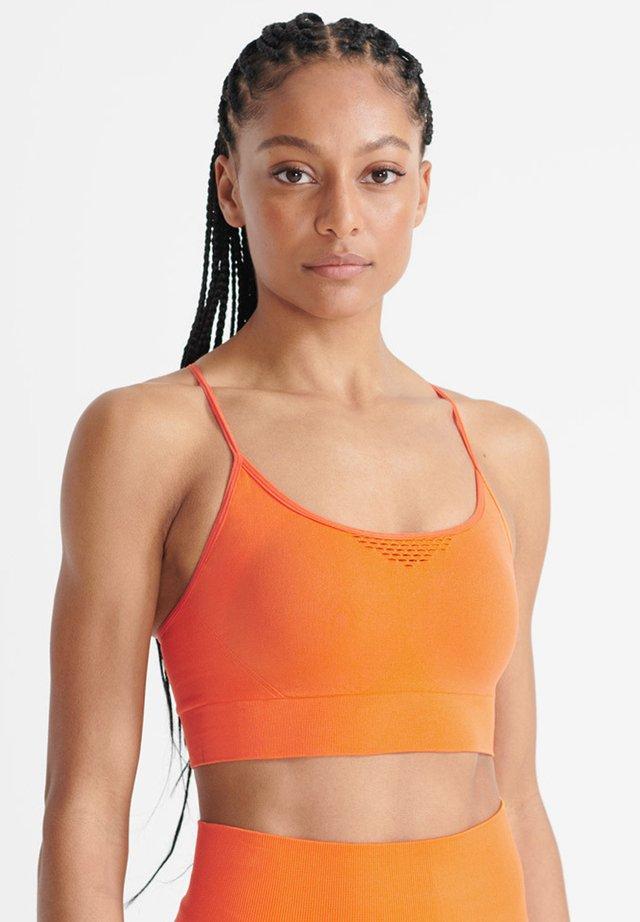 Bustier - jaffa orange