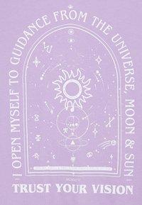 Even&Odd - T-shirt med print - lilac - 2
