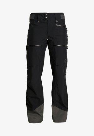 LOFOTEN GORE-TEX INSULATED PANTS - Pantalon de ski - caviar