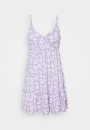 BARE DRESS - Vestito di maglina - lavender