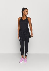 Nike Performance - TANK - Funktionströja - black - 1