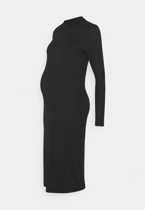 MLSAIDY DRESS - Jersey dress - black