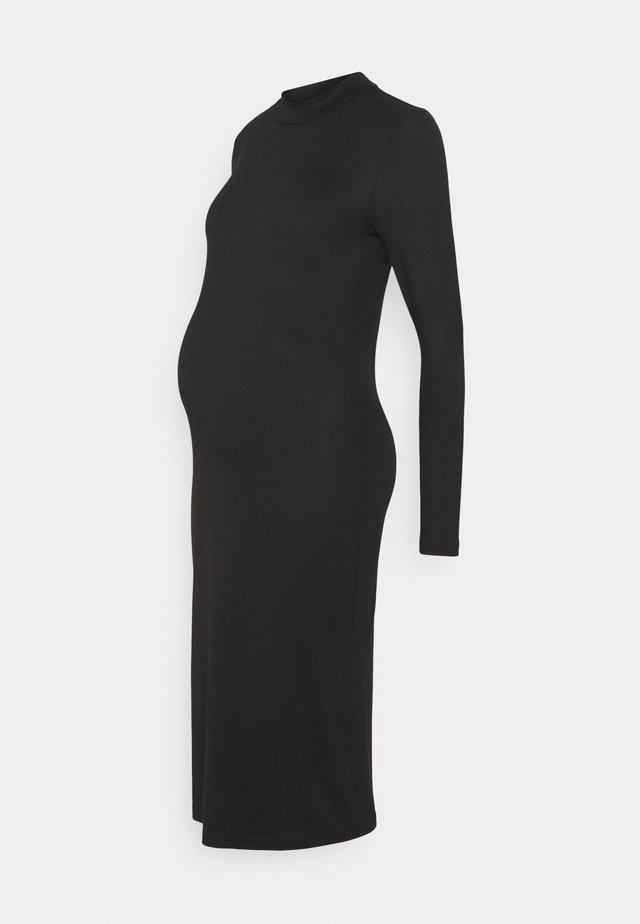 MLSAIDY DRESS - Jersey dress - black