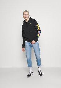 Levi's® - 501 '93 CROP - Straight leg jeans - thunder night rider - 1