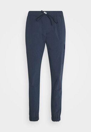 SCANTON - Cargo trousers - blue