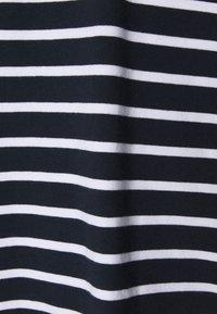 GAP - Print T-shirt - navy stripe - 2