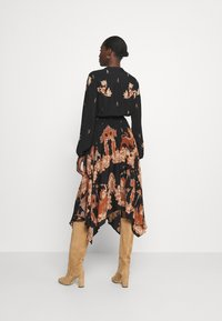 Desigual - IVY - Shirt dress - black - 2