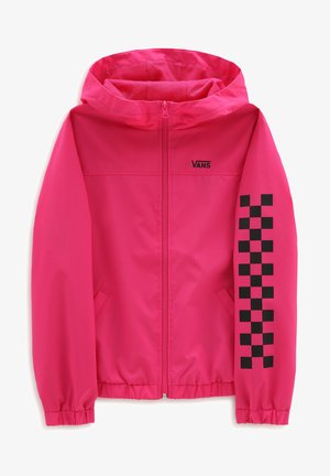 GR GIRLS KASTLE CLASSIC WINDBREAKER - Summer jacket - fuchsia purple