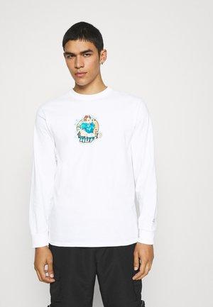 CHUN TEE - Långärmad tröja - white