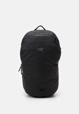 GRANVILLE ZIP 16 BACKPACK - Tagesrucksack - black
